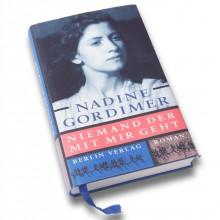 MD Coming Home: 1995, ARD Beitrag Kulturreport - Nadine Gordimer, Roman Niemand der mit mir geht; Fotograf: Stefan Carstensen