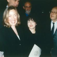 MD Coming Home: 1996, Preisverleihung Deutscher Preis für Denkmalschutz; Fotograf: Ulli Zelle