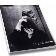 MD Coming Home: 2000, Arte Beitrag Metropolis - Helmut Newton, Alice Springs, Us and Them, Katalog; Fotograf: Stefan Carstensen