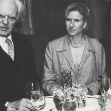 MD Coming Home: 2001, Herbert Quandt Medien-Preis, Empfang; Fotograf: Mirko Krizanovic