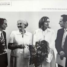 MD Coming Home: 2001, Herbert Quandt Medien-Preis Verleihung; Fotograf: Mirko Krizanovic