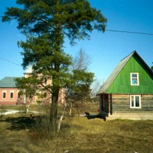 MD Coming Home: 2002, Arte-Film - Zu Tisch in Russland, Priesterhaus Suchonogowo; Fotografin: Veronika Wengert