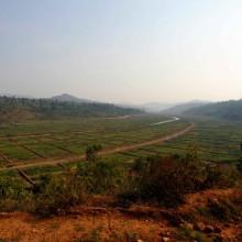 MD Coming Home: 2009, WHH Projektreise Ruanda - Bewässerungsprojekt; Fotograf: Michael Tsegaye