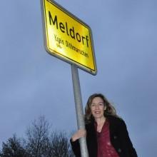 MD Coming Home: 2014, Meldorfer Begegnungen 2 - Der Hollywood-Zeichner, Martina Dase; Fotograf: Werner Lauf